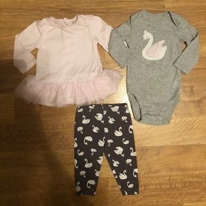 3-6 Months Girls Clothing Lot